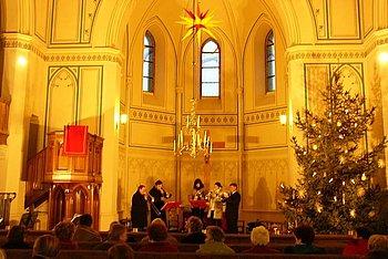Weihnachtskonzert Oderberg 2009
